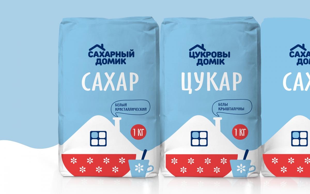 """Разработка ТМ сахара """"Цукровы домiк"""""""